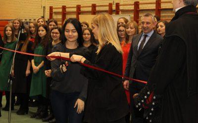 U blagdanskom ozračju otvorena obnovljena Ekonomska i trgovačka škola Čakovec