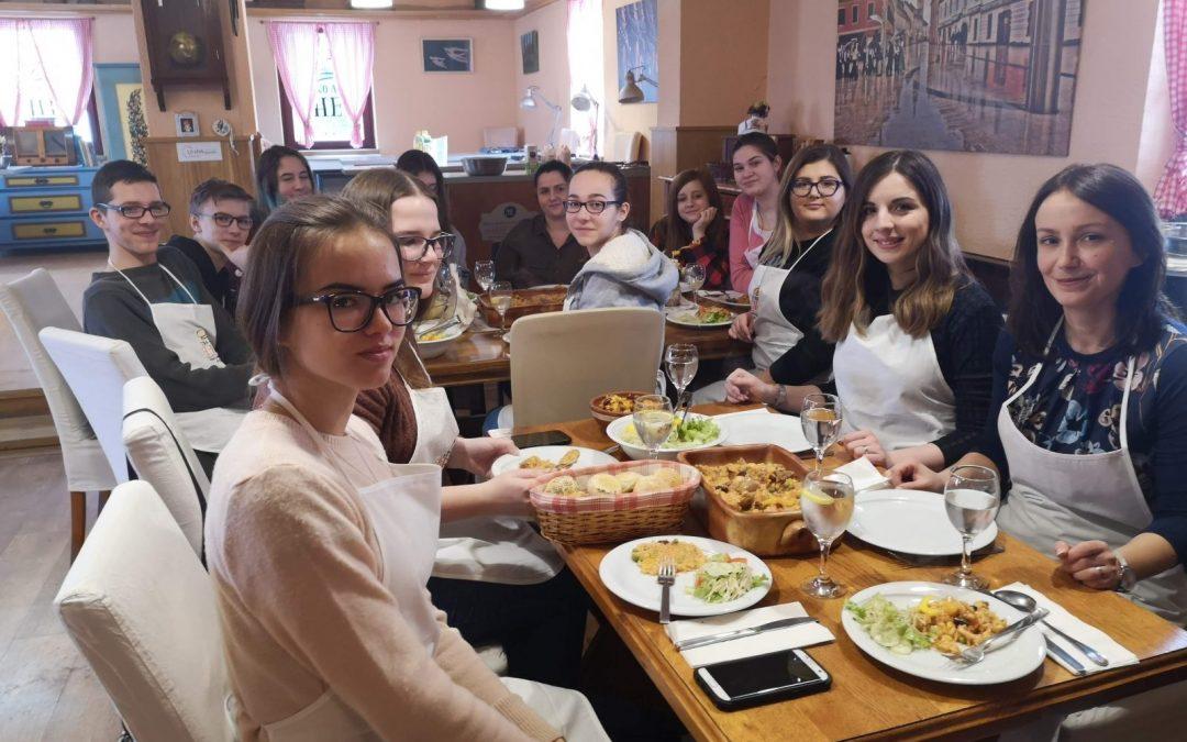 Radionica na temu španjolske kuhinje