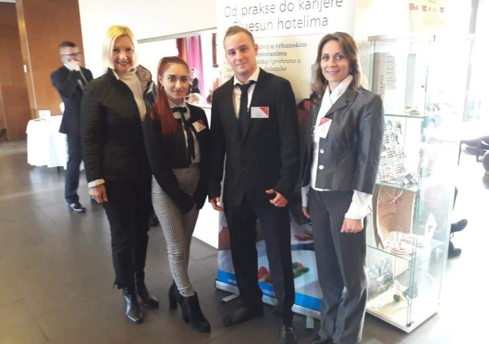 Međužupanijsko natjecanje hotelijersko-turističkih škola WorldSkills Croatia 2019.