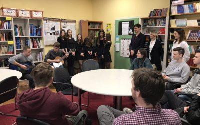 Učenici partnerske škole iz Ingolstadta u posjetu Ekonomskoj i trgovačkoj školi i na obavljanju stručne prakse