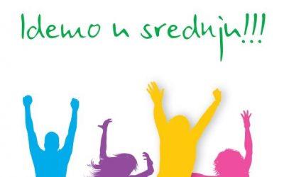 Slobodna mjesta za upise u 1. razred – jesenski rok 2019. godine