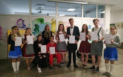 Naši učenici uspješno položili DSD II ispit