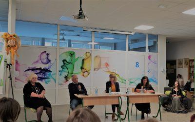 Dvostruki književni susret u Ekonomskoj i trgovačkoj školi Čakovec: vještina budućnosti nema bez humanističkih znanosti i umjetnosti